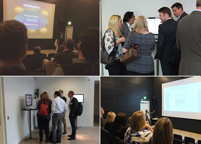 Presentations and discussion at the Rotamap Newcastle 2015 event